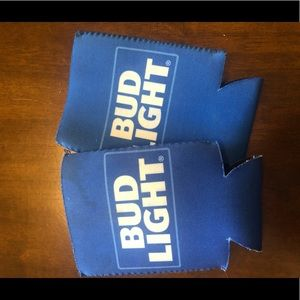 Bud light coozies